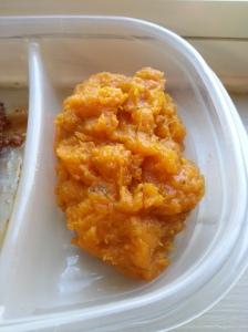 paleo mashed sweet potatoes