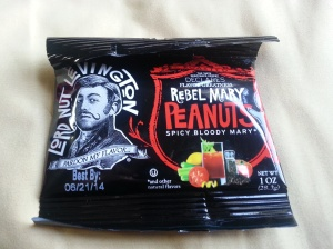 rebel mary peanuts