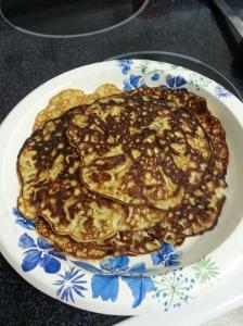 cream cheese pancakes panfakes