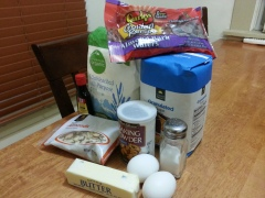 almond biscotti ingredients