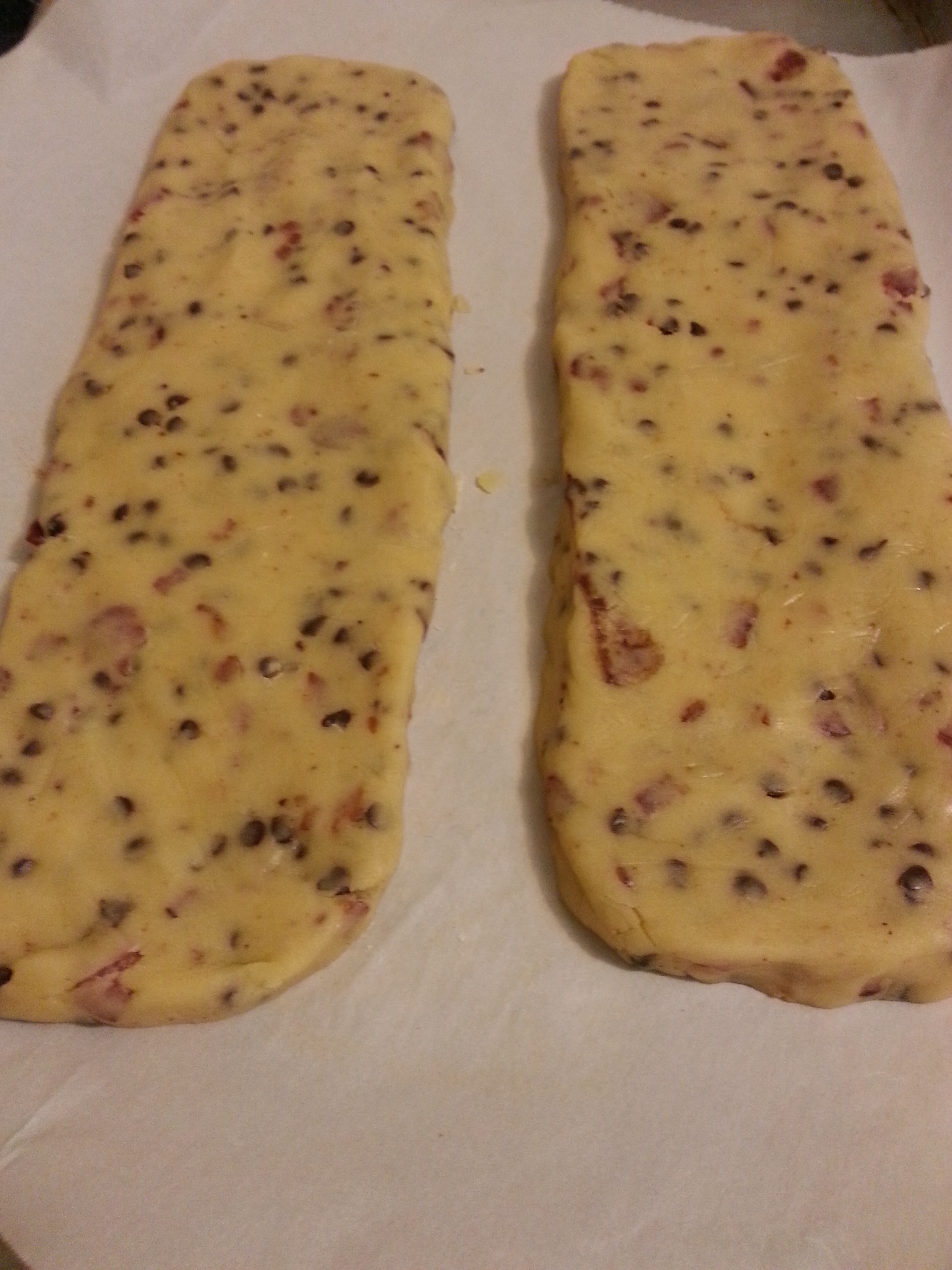 bacon chocolate chip biscotti