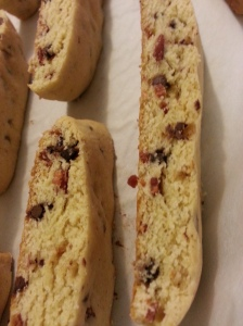 bacon chocolate chip biscotti